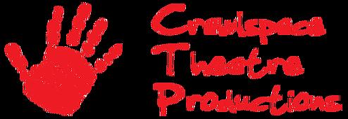 Crawlspace Theatre Productions logo