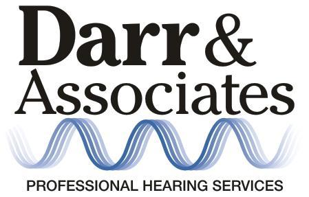 Darr & Associates, Professional Hearing Services Logo