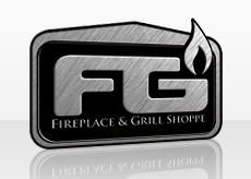 The Fireplace and Grill Shoppe Logo