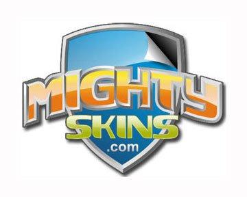mighty skins logo