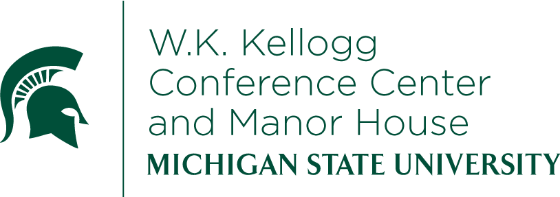 W.K. Kellogg Conference Center and Manor House logo