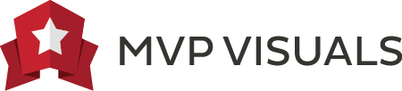 mvp visuals logo