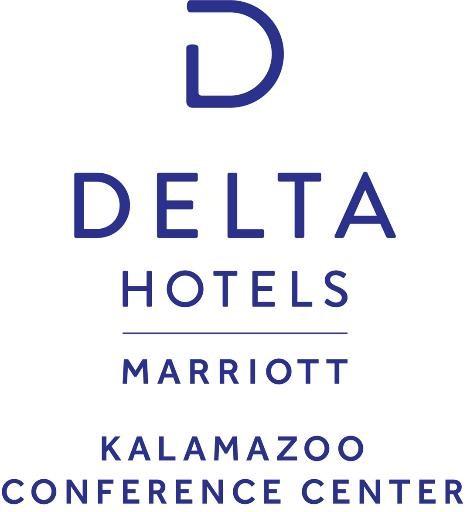 delta hotels kalamazoo logo