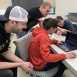 Game development class offers new use for programming skills