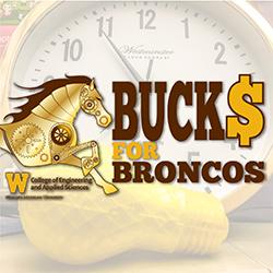 Bucks for Broncos