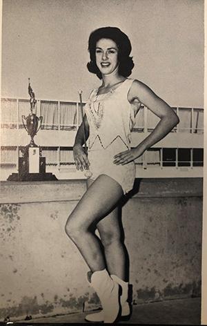 Marla Miller Smith Twirler