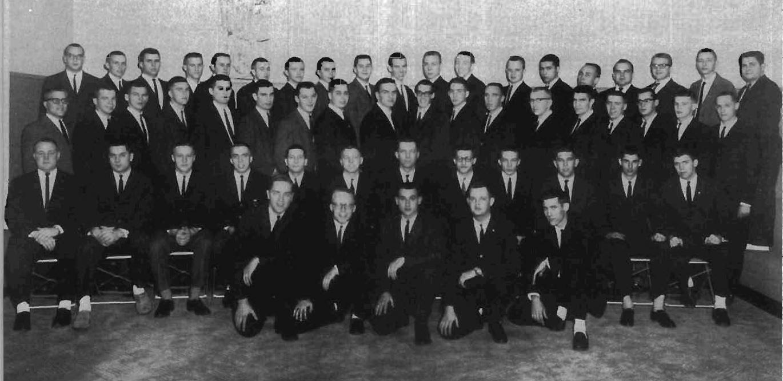 Sigma Phi Epsilon group photo