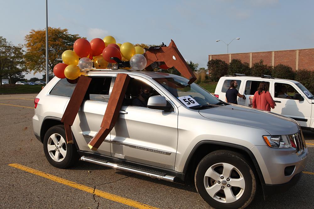 Car Parade Best Bronco winner