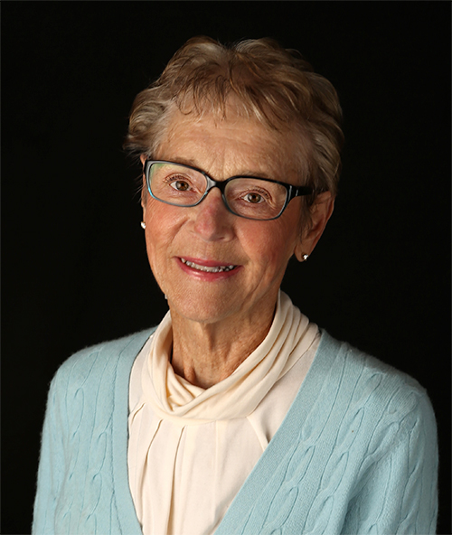 The Shirley A. Van Hoeven Endowed Graduate Fellowship
