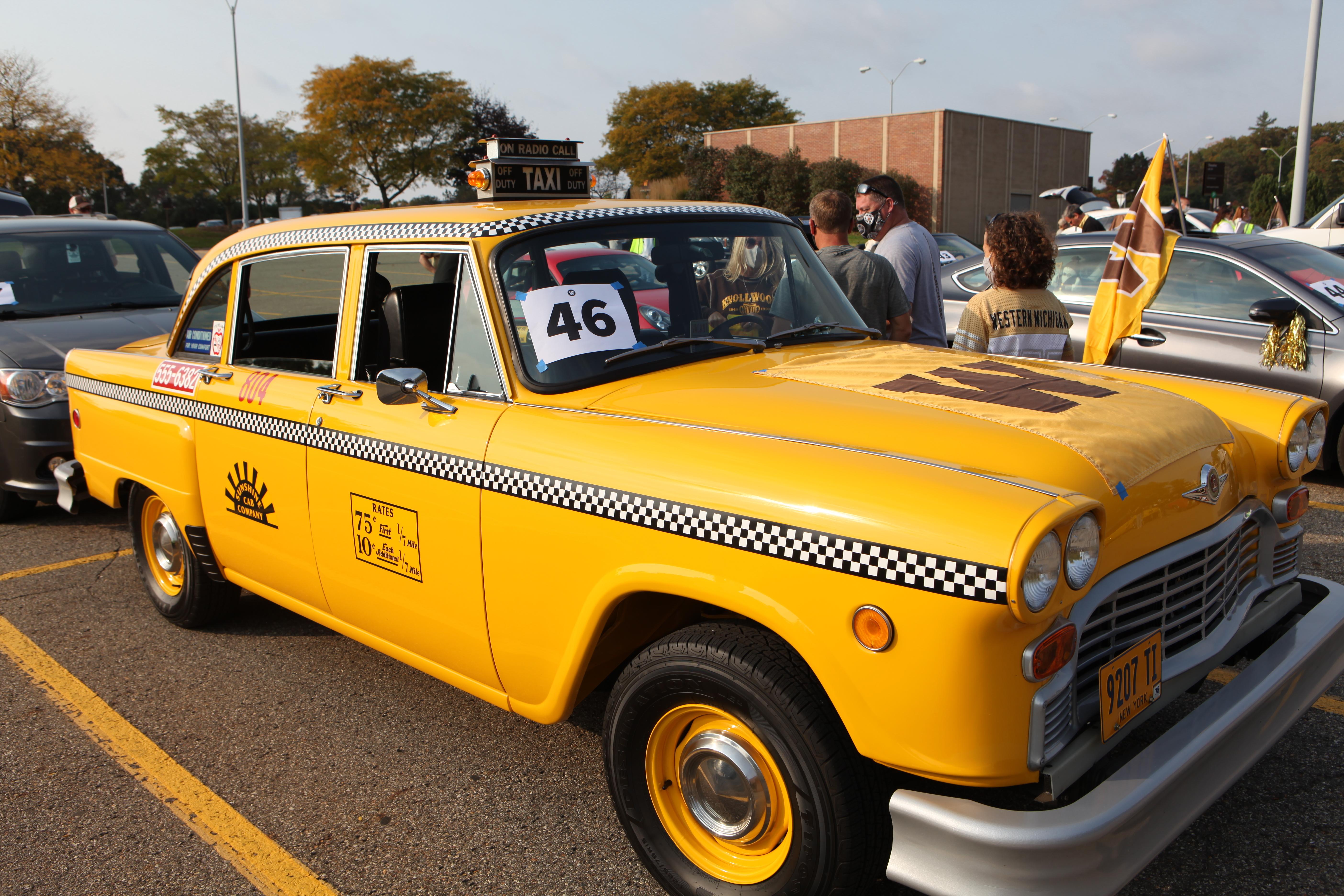 Car Parade Vintage Car winner