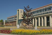 Sangren Plaza